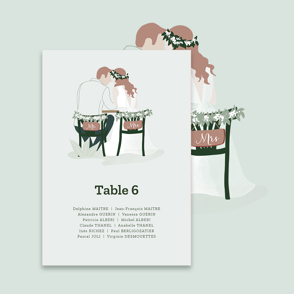 Table plan | In the eyes (1)