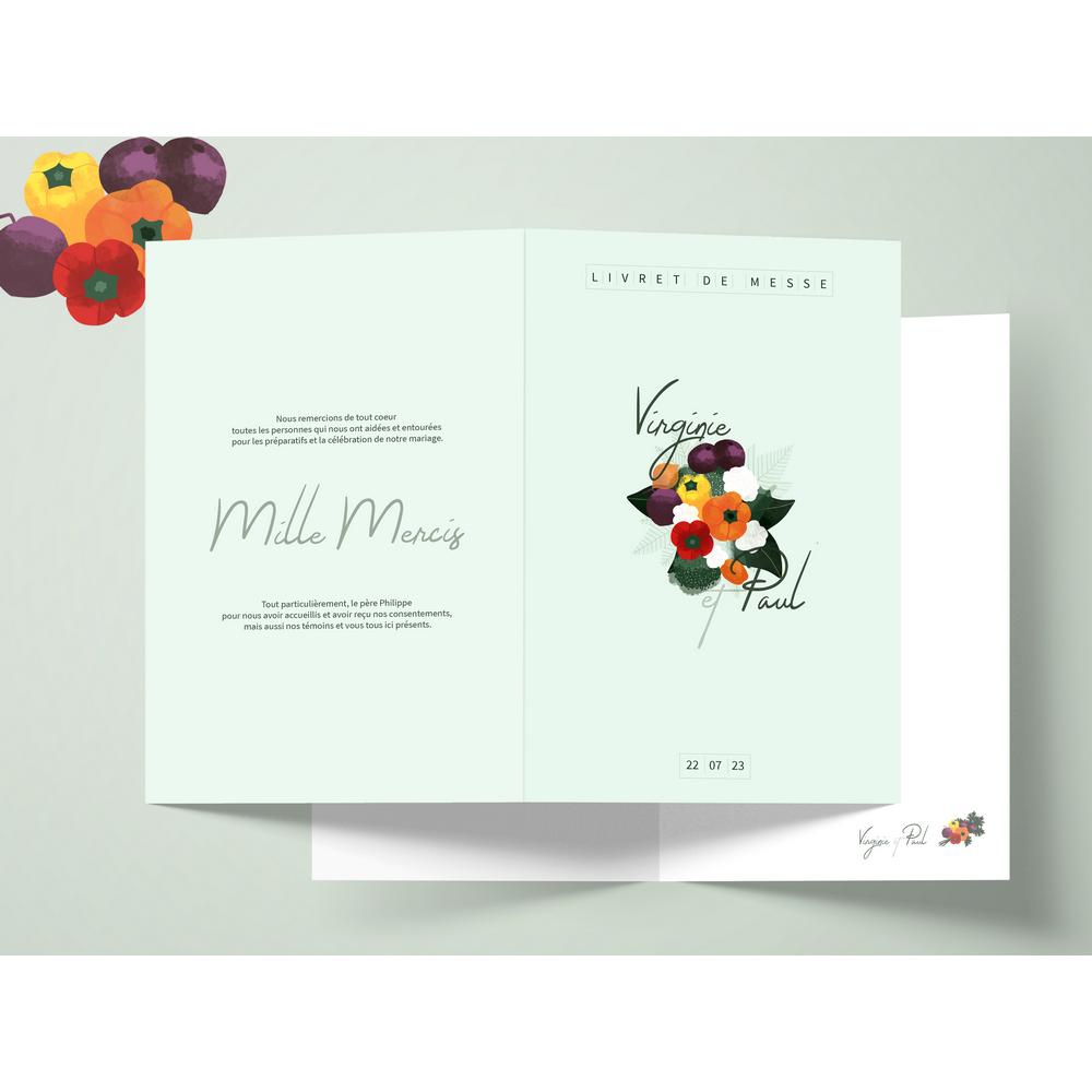 Mass booklet | Vegetables