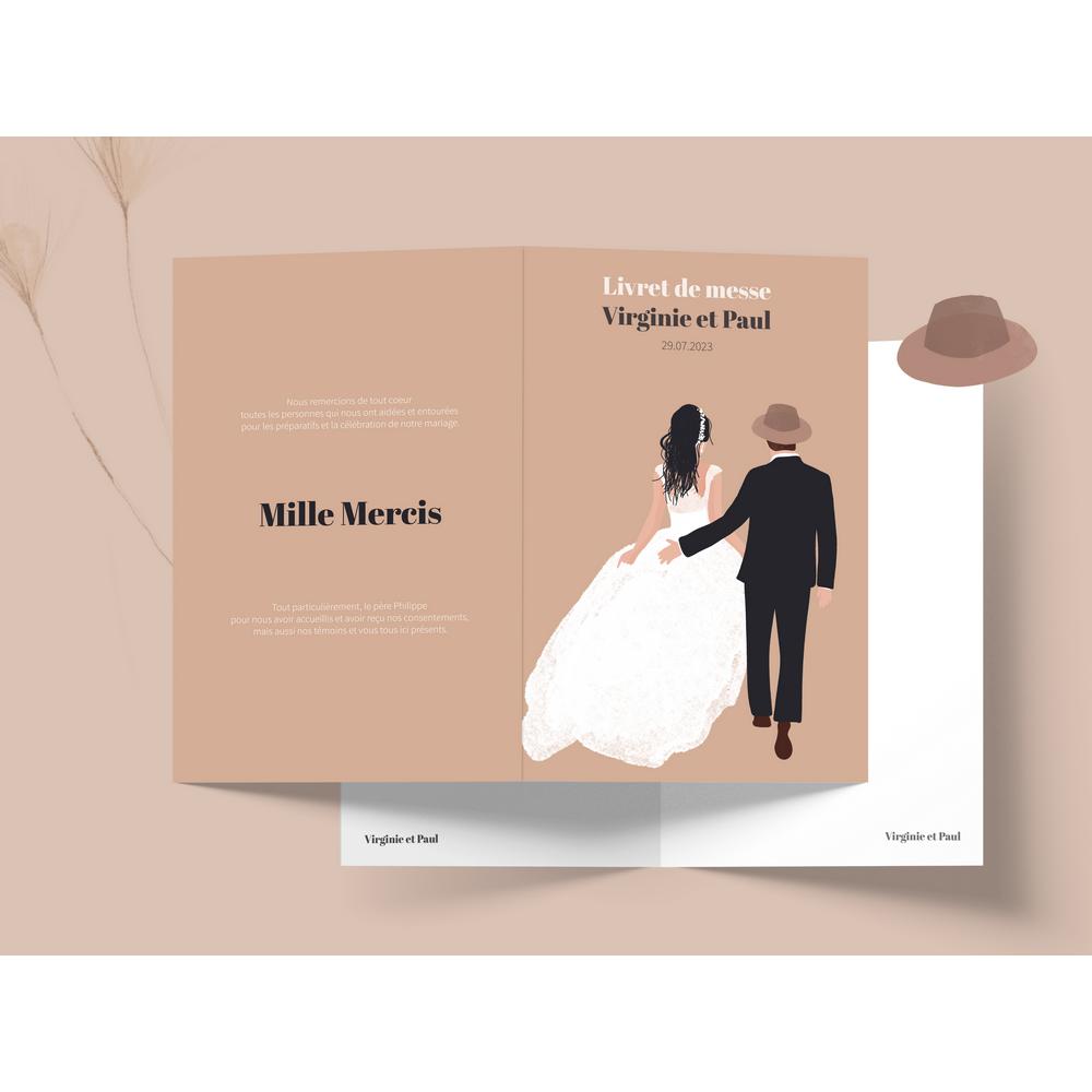 Mass booklet | Flânerie