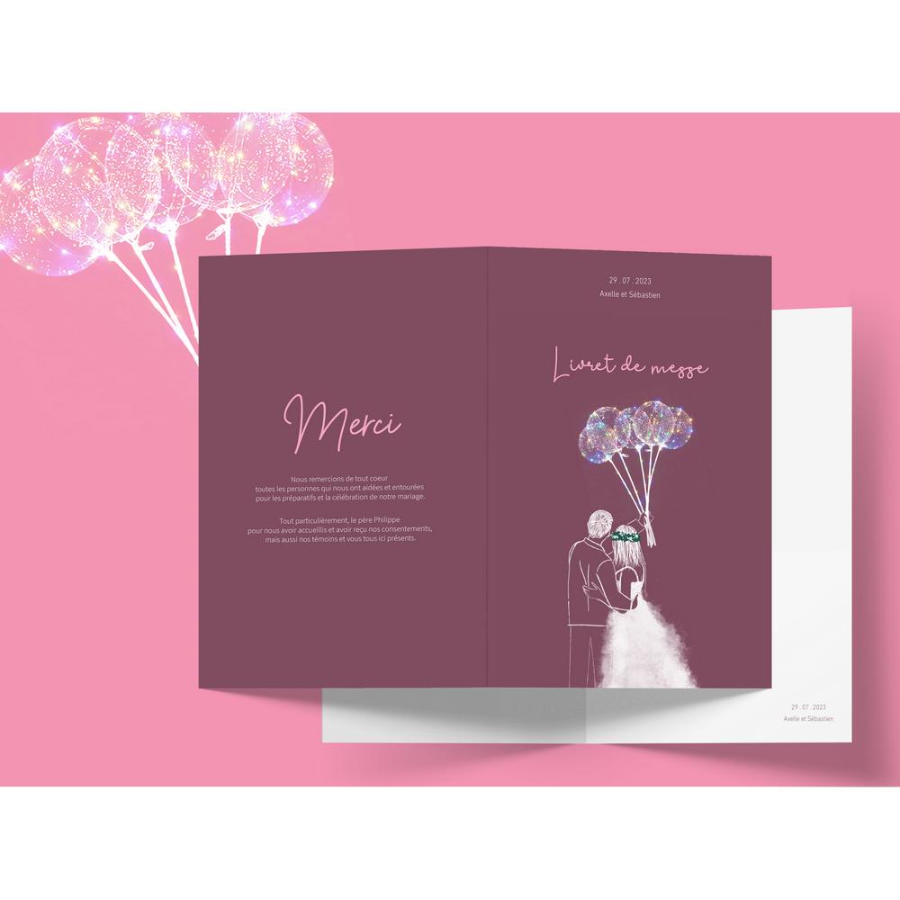 Mass booklet | Lavande