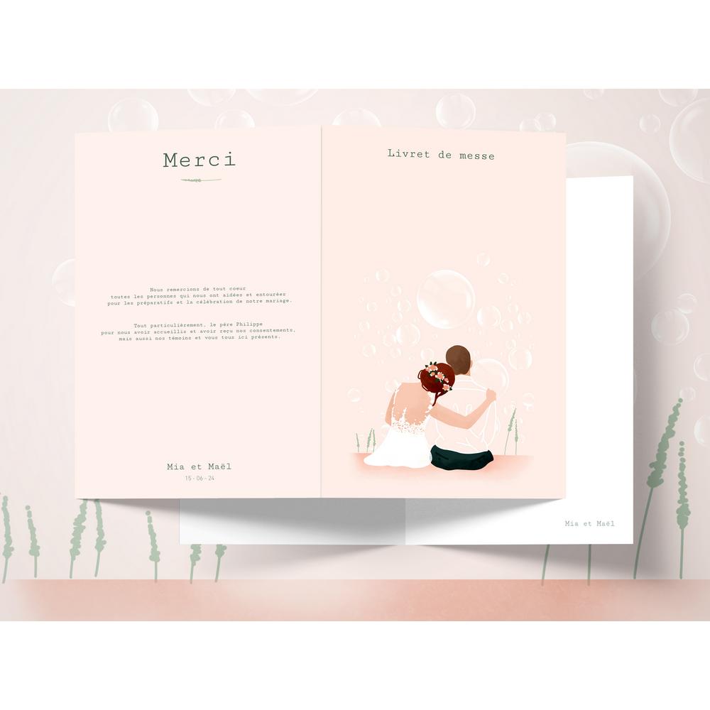 Mass booklet | Bubbles