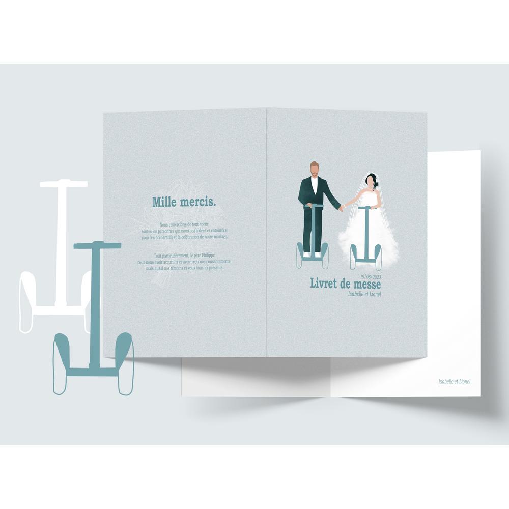 Mass booklet | Gyropode