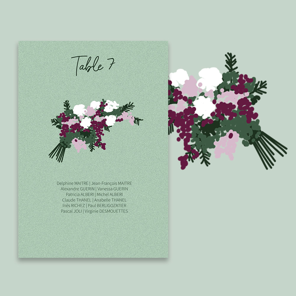 Table plan | Charmille (1)