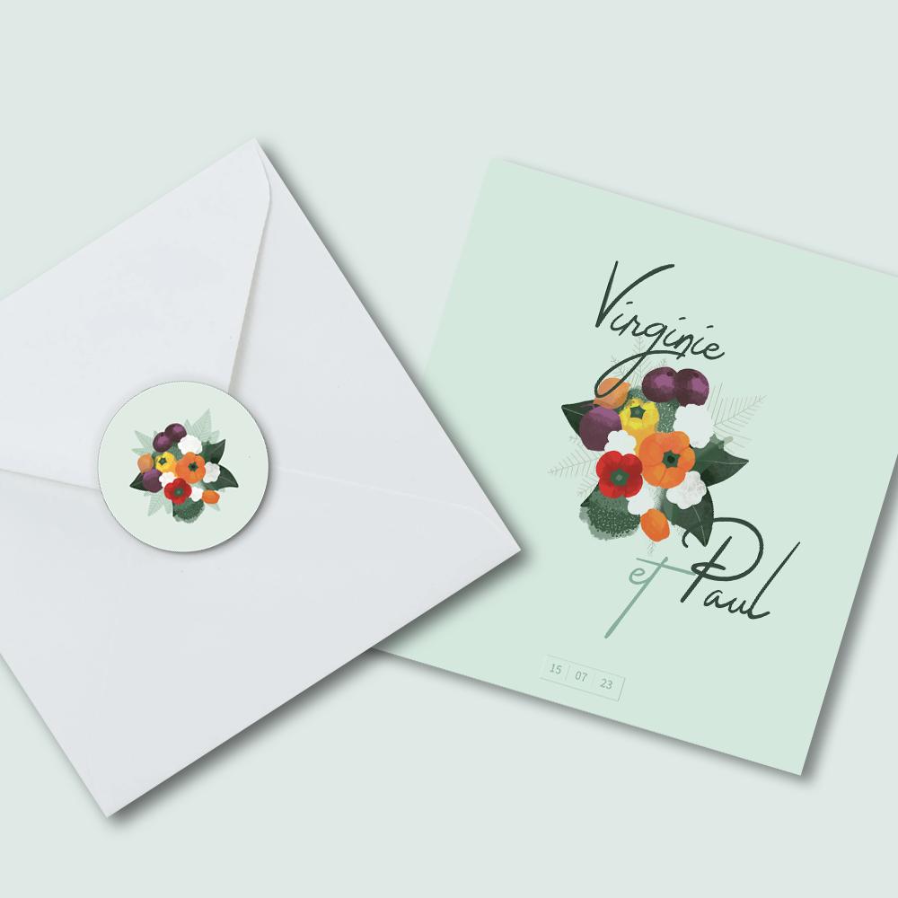 Sticker | Vegetables
