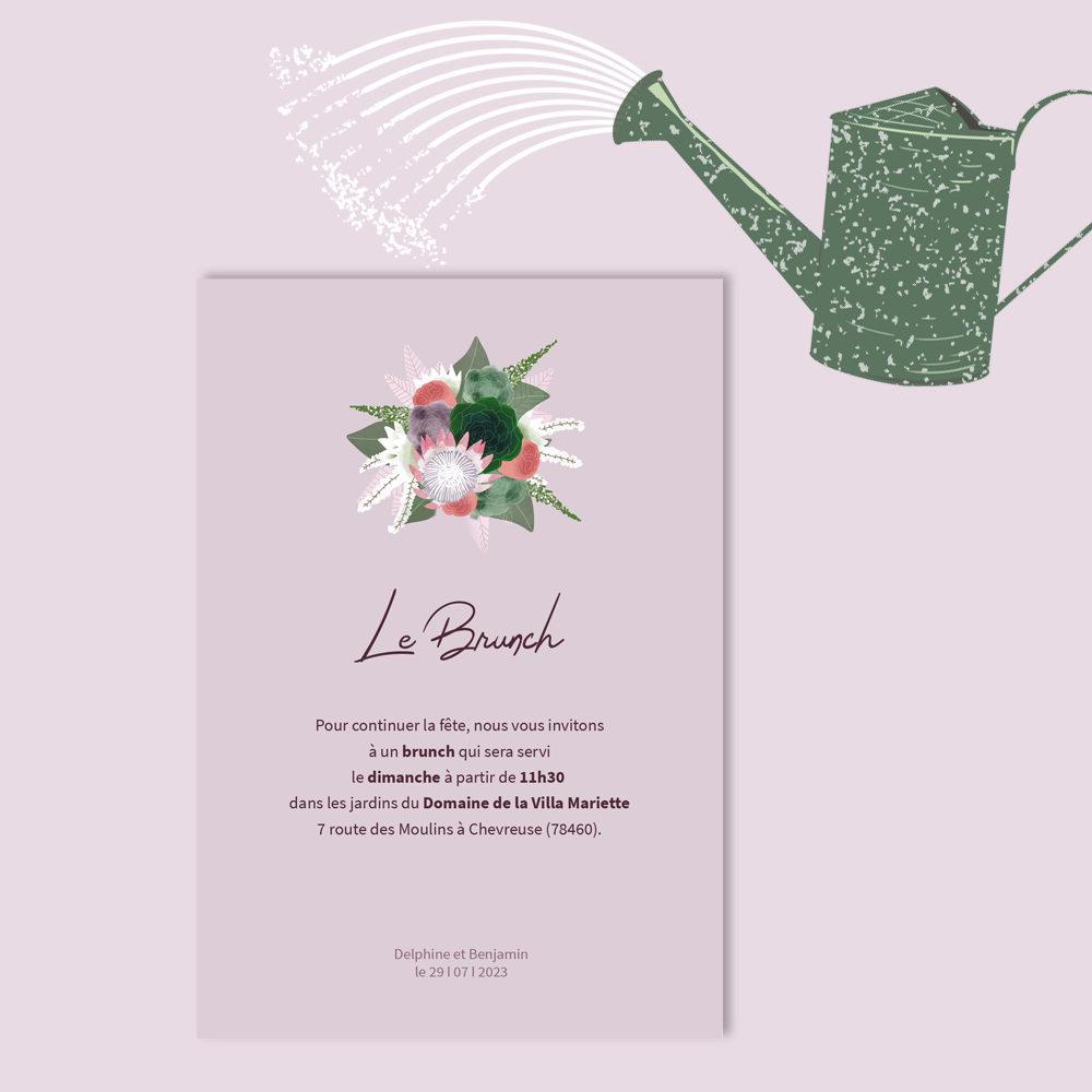 Invitation Brunch |...