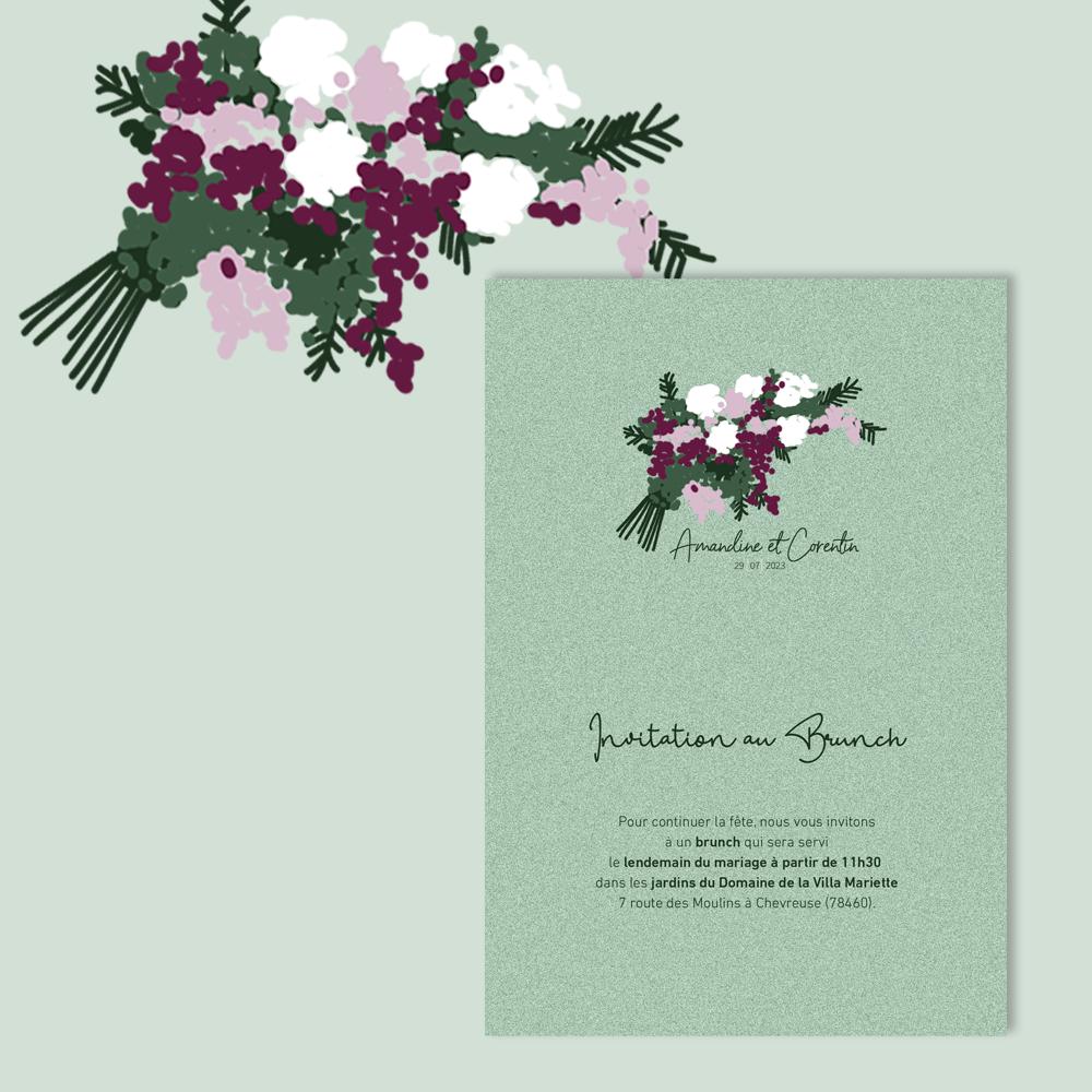 Brunch Invitation | Charmille