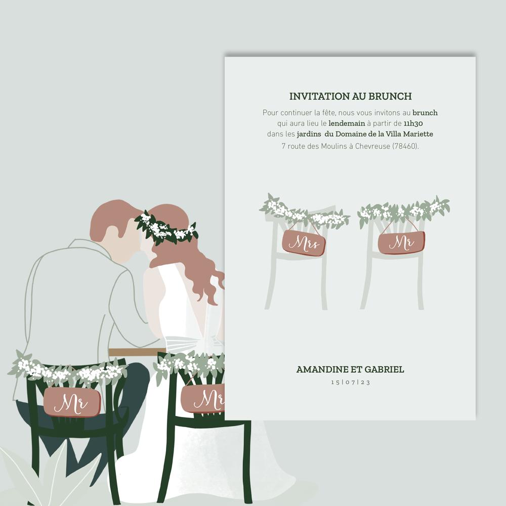 Invitation Brunch | In the...