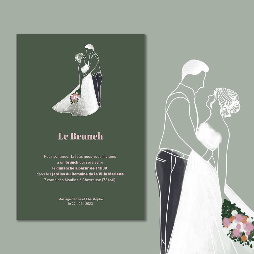 Invitation Brunch | Arche (1)