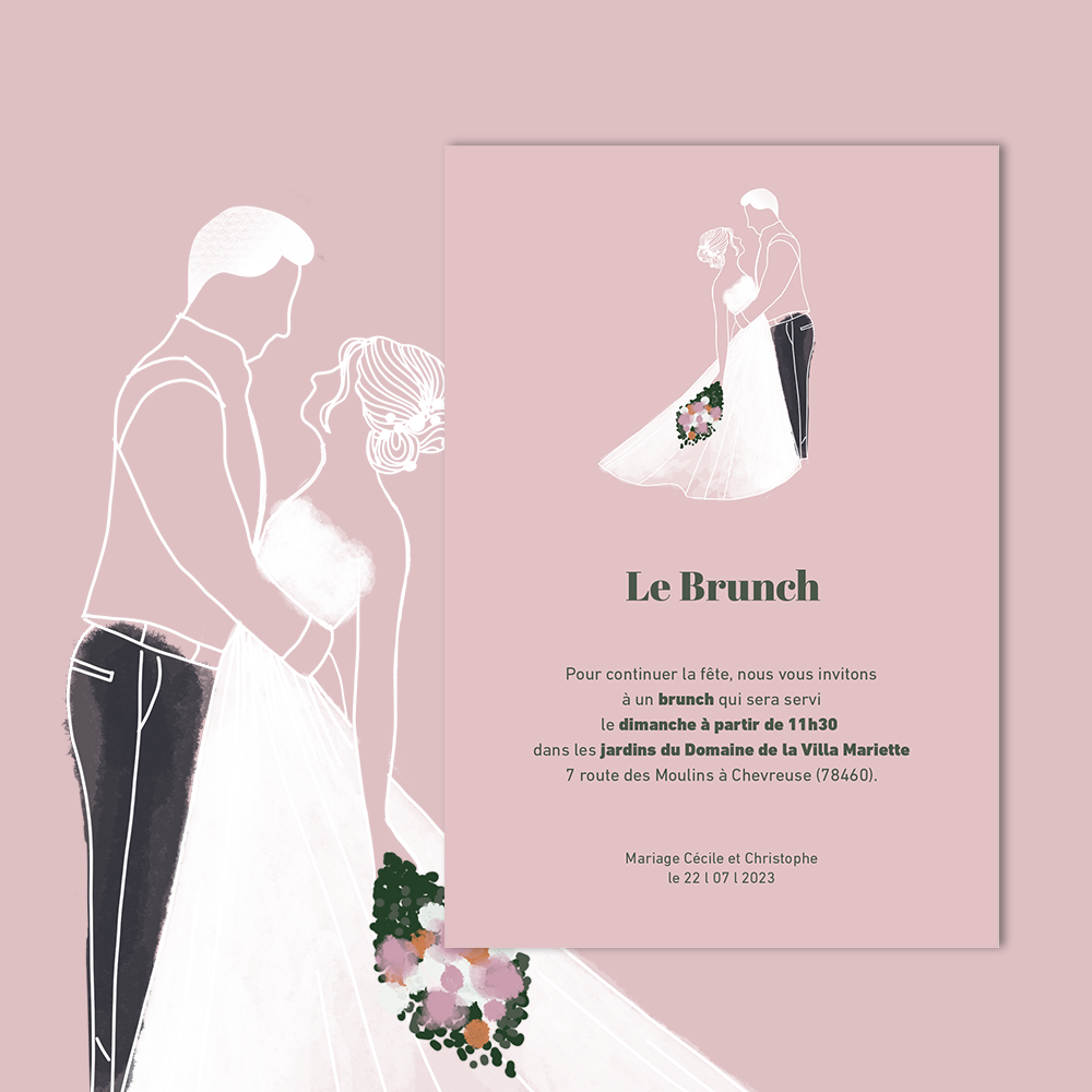 Invitation Brunch | Arche (3)