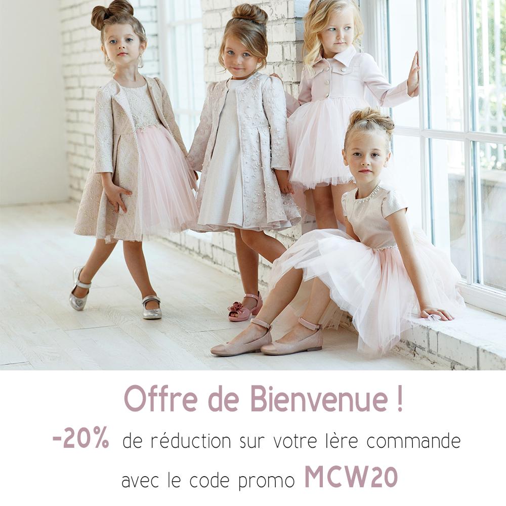 promo petites filles
