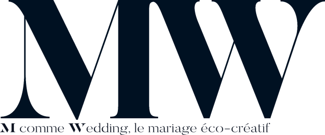 M Comme Wedding logo
